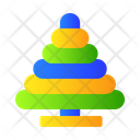 Lego Ring Stack Icon