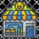 Toy Shop Kid Icon