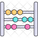 Toy Abacus Icon