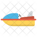 Boat Kid Water Icon