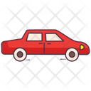 Toy Car Icon