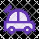 Toy Car Key Toy Icon