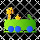 Car Remote Toys Icon
