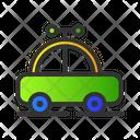 Car Toys Transportation Icon