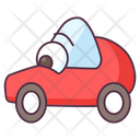 Toy Car Automobile Vehicle Icon
