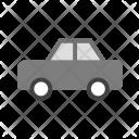 Toy car Icon