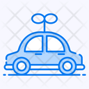 Toy Car Vehicle Driverless Car Icon