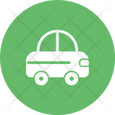 Toy Car Baby Icon