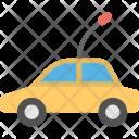 Toy Car Auto Icon