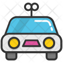 Toy Car Vehicle Icon