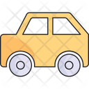 Toy Car Transportation Icon