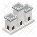 Toy Castle Icon