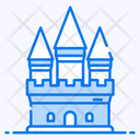 Toy Castle Icon