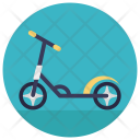 Toy Cycle Go Kart Icon