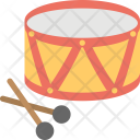 Toy Drum Icon