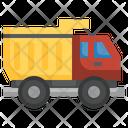 Toy Drum Truck Dump Truck Toys Icon