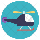 Toy Helicopter Chopper Icon