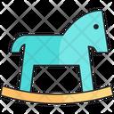 Toy Horse Boy Icon