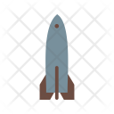 Toy Jet Rocket Icon