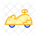 Mouse Playing Toy Icon