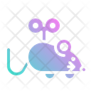 Mouse Toy Pet Icon