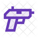 Toy Pistol Icon