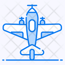 Toy Plane Airplane Aeroplane Icon