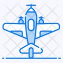 Toy Plane Icon