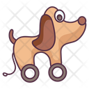 Toy Ride Dog Toy Baby Ride Icon