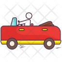 Toy Car Baby Car Dickey Icon