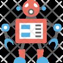 Toy Robot Icon