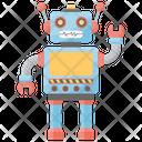 Toy Robot Remote Toys Electric Toys Icon