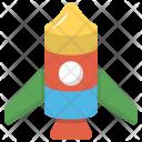 Toy Rocket Icon
