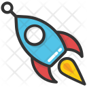 Toy Rocket Kid Icon