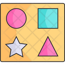 Toy Shapes Icon