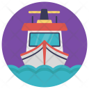 Toy Ship Playtime Icon