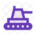 Toy Tank Tank Armored Vehicles Icon