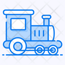 Toy Train Train Engine Plaything Icon