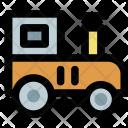 Toy train Icon