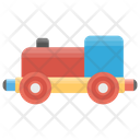 Train Locomotive Toy Train Icon