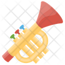 Toy Tuba Plastic Toy Kids Tuba Icon