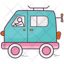 Toy Van Icon