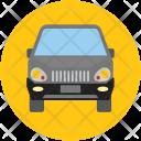 Prado Toyota Jeep Icon