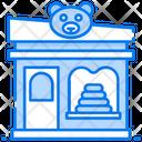 Toys Shop Icon