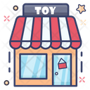 Toys Store Icon