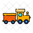 Toytrain Train Play Icon