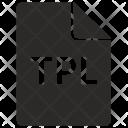 Tpl File Icon