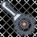 Tracing Wheel Icon