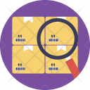 Delivery Tracking Logistics Icon
