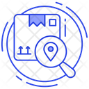 Track Delivery Icon